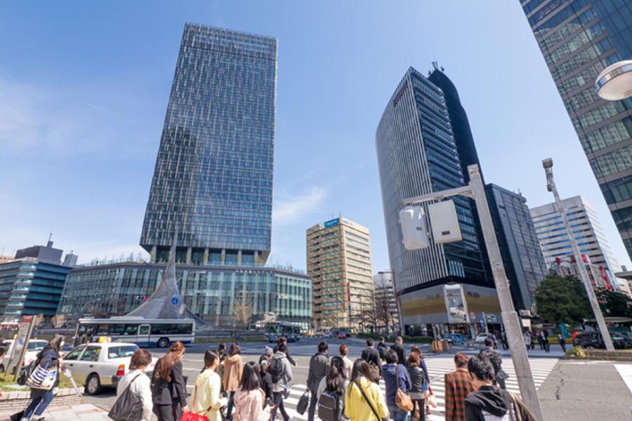 名駅エリア写真