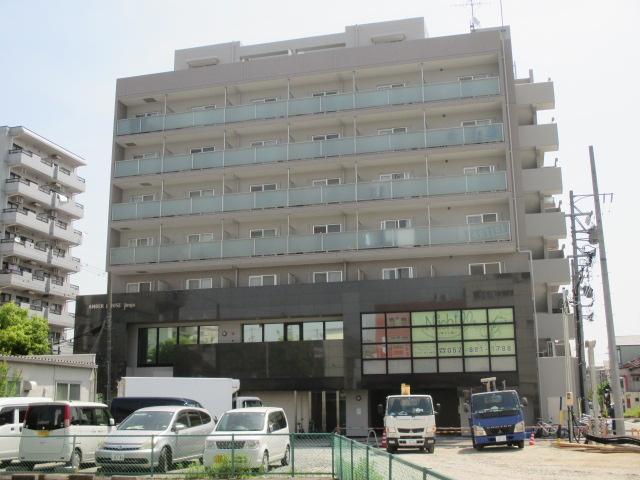 三本松町 AMBER HOUSE JINGU 外観