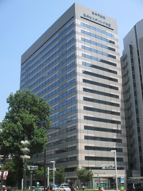 名駅南1 名古屋三井ビルディング本館 外観