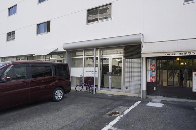 富士見町 杉江レジデンス 1階外観