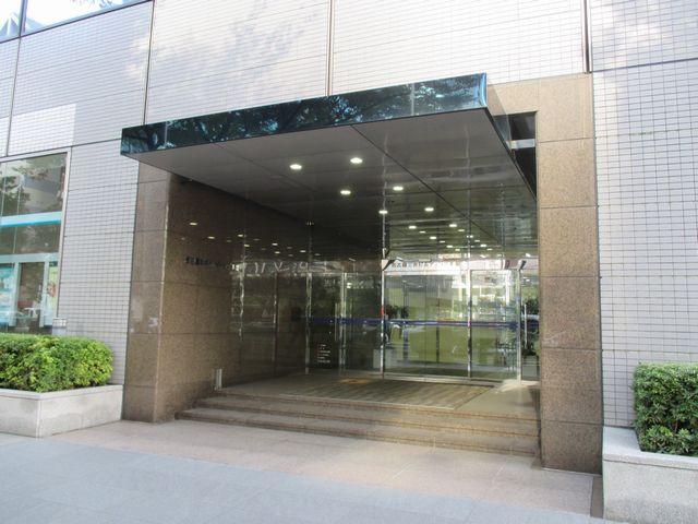名駅南1 名古屋三井ビルディング本館 エントランス