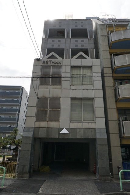 千代田4 アートイン 外観