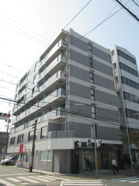 三本松町 エステイタスAS-17 外観