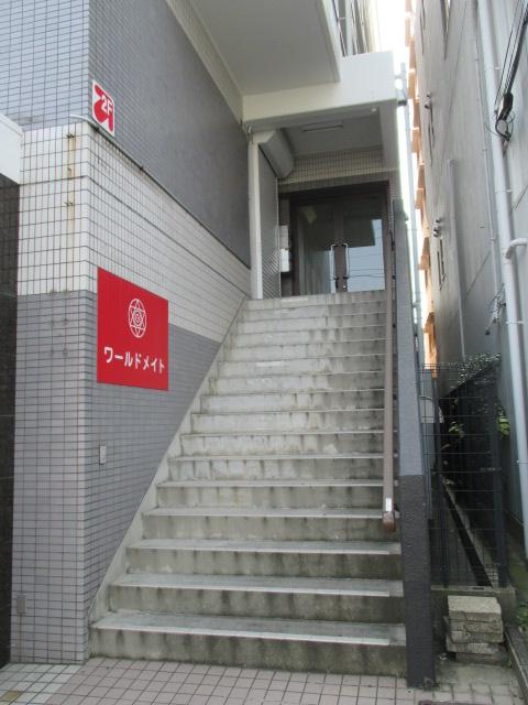 三本松町 エステイタスAS-17 エントランス