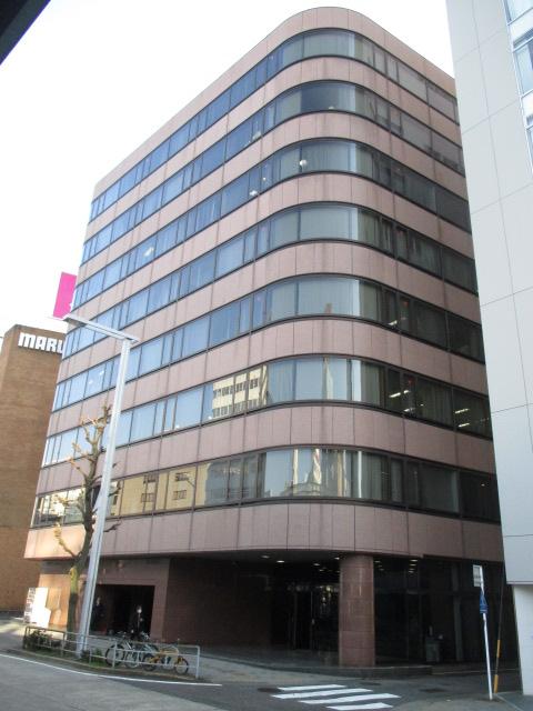 名駅5 名駅錦橋ビル 外観