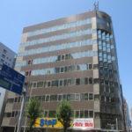 【ロータスビル】6階36.80坪 中村区椿町、駅西の大通に面する大型オフィスビル