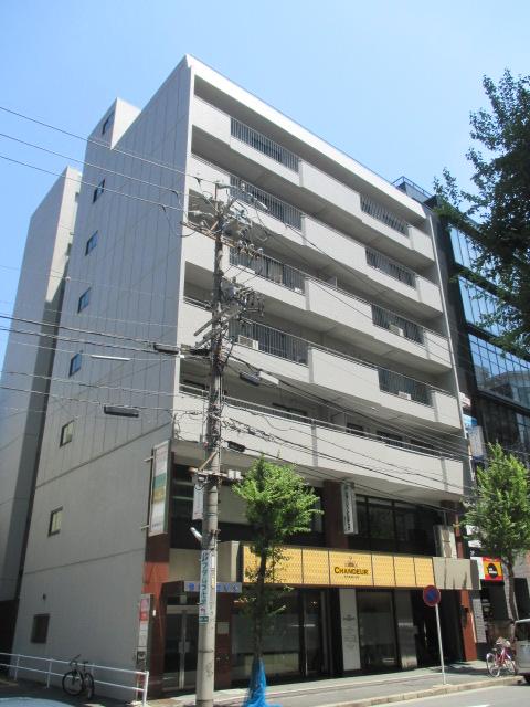 名駅2 松岡第2ビル 図面