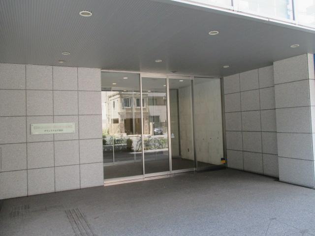 新栄2 グランスクエア新栄 エントランス