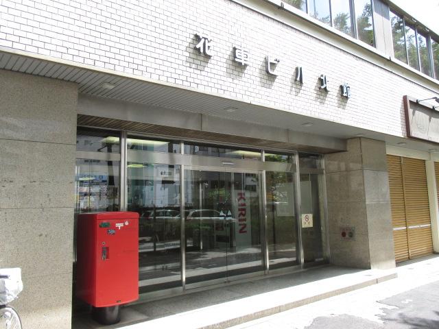 名駅5 花車ビル北館 エントランス