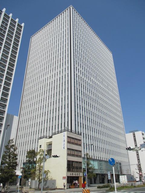 名駅2 名古屋プライムセントラルタワー 外観