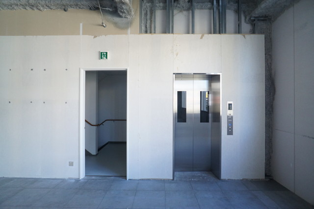 エレベータホール