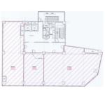 栄5 GS栄ビル 平面図