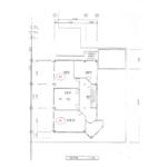 川名本町1 オフィスアルファ 平面図