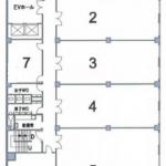 錦3 相互ビルディング 平面図