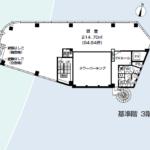 名駅5 いちご名駅中駒 平面図
