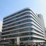 【RT白川ビル】8階52.22坪 中区栄2丁目、3面道路に接道した重厚感ある大型ビル