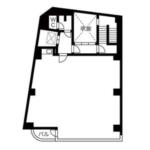 筒井2 クルマミチdkcビルディング 平面図