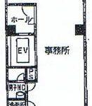 大須3 矢場町サンコービル 平面図