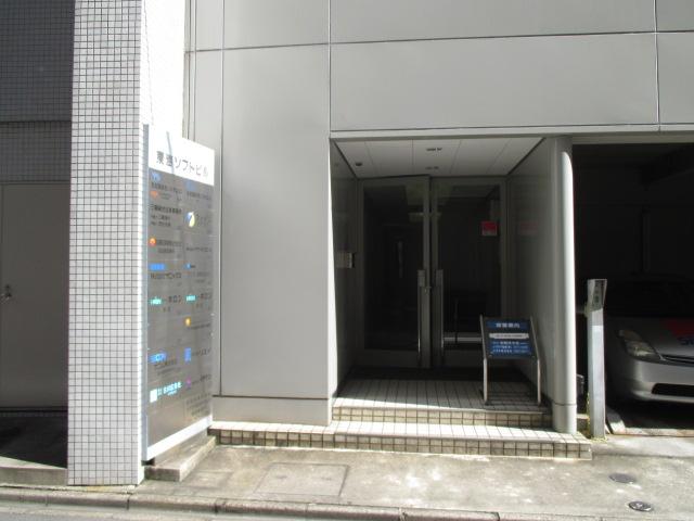 名駅2 東海ソフトビル エントランス