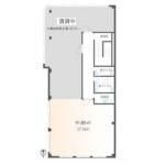新栄2 リアリノ新栄 平面図