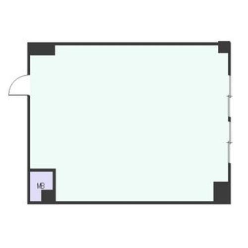 浅間1 クラウチビル 平面図