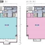 栄3 TOSHIN SAKAEビル 平面図