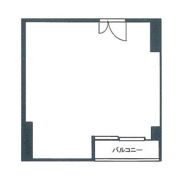 栄1 御園パレス 平面図