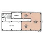 大須4 東泉ビル 平面図