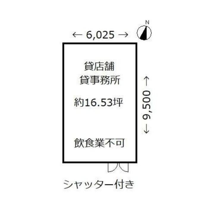 大曽根3 ポルト大曽根 平面図