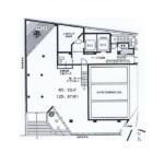 筒井3 AT3ビル 平面図
