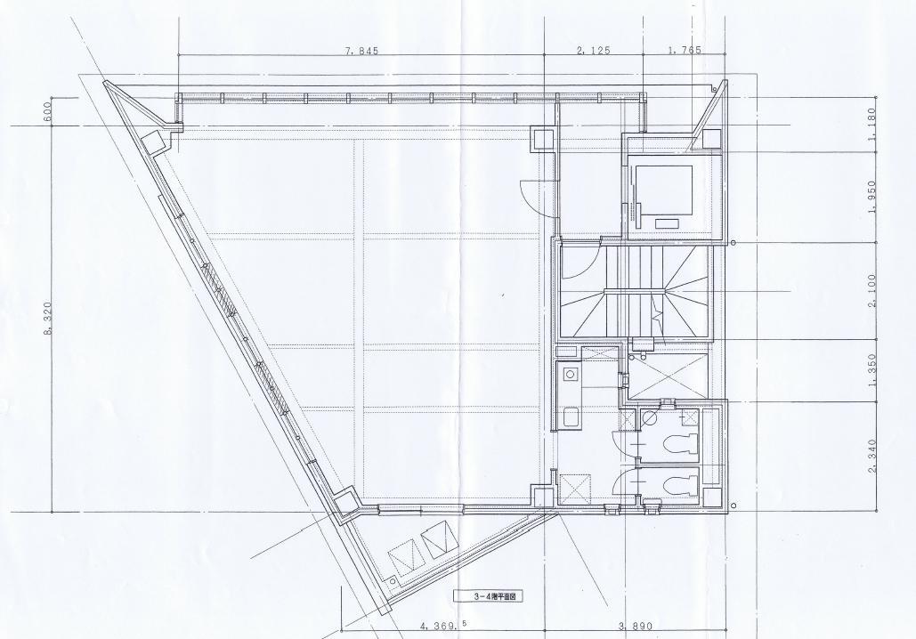 葵2 CH桜通ビル 平面図
