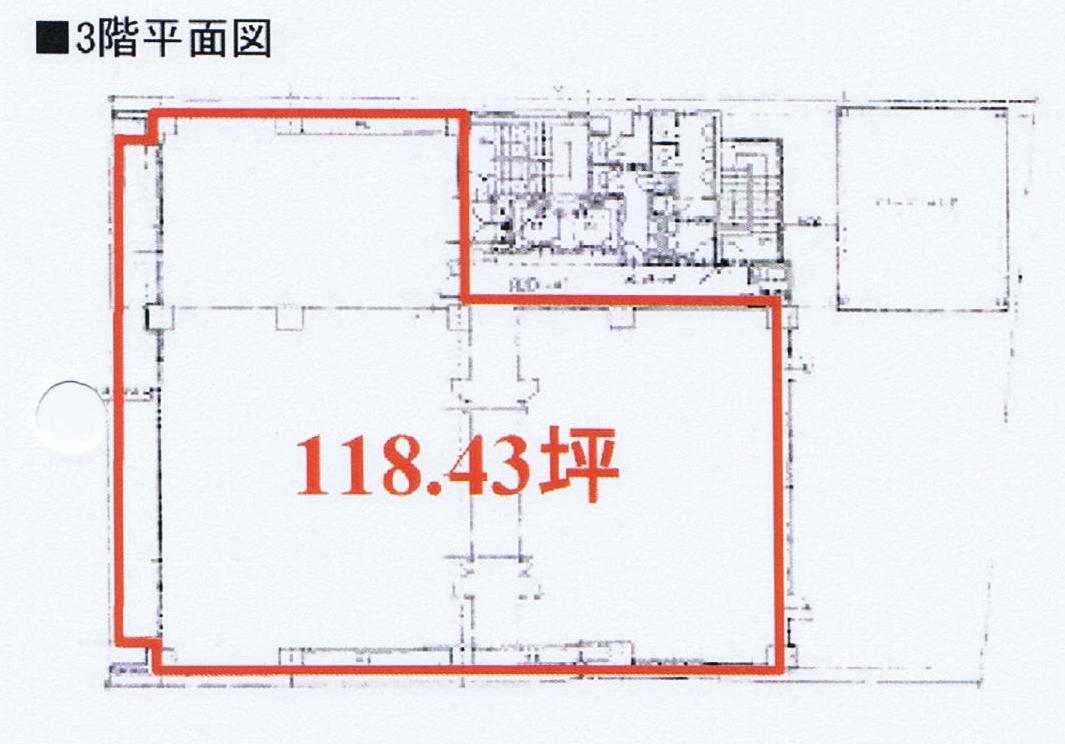 葵ビル 平面図