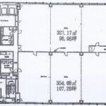 栄5 松坂屋パークプレイス 平面図