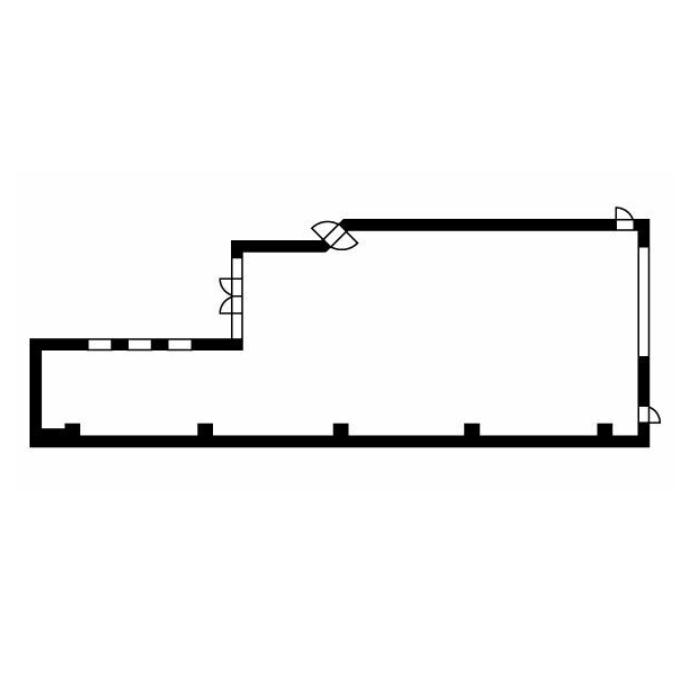 丸の内3 フェイマス丸の内ビル 平面図