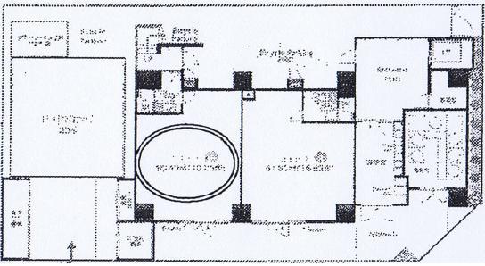 丸の内2 レジディア丸の内 平面図
