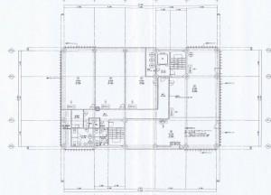栄2 アーク栄東海ビル 平面図