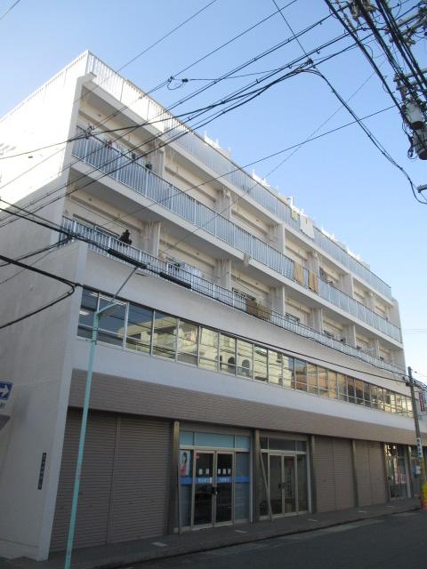 今池南 川島第二ビル 外観