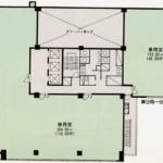 錦1 広小路YMDビル 平面図