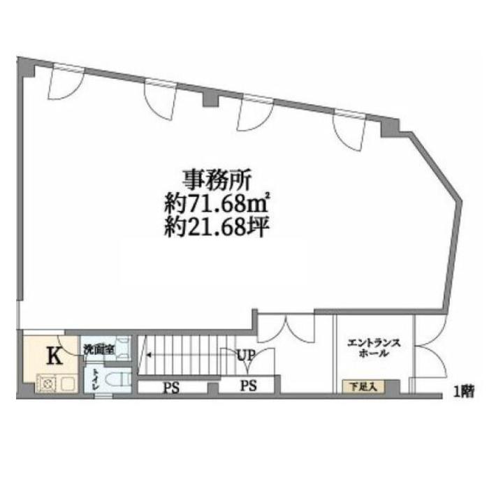 山口町 NF GLAN 徳川園 平面図