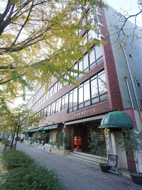 代官町 日本陶磁器センタービル 外観