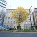 【太洋ビル】2階5.50坪 東区代官町、桜通沿い趣あるお値打ちレトロオフィスビル