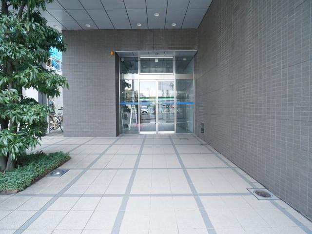 正木3 NFC金山ビル エントランス
