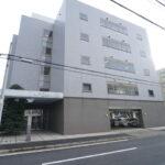 【NFC金山ビル】3階64.03坪 中区正木3丁目、重厚感のある外観の築浅オフィスビル