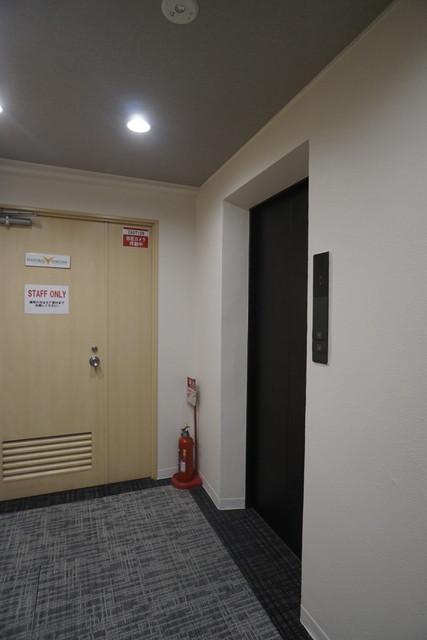 基準階エレベーター
