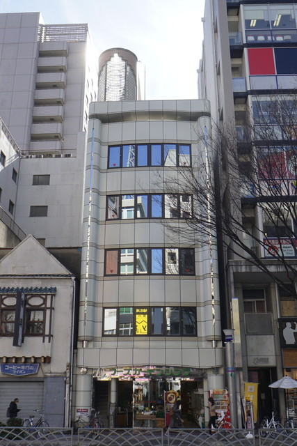 栄4 岡崎ビル北館 外観