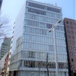 【NORE伏見ビル】10階45.98坪 中区錦1丁目、錦通沿いガラス張りの外観が美しいハイセンスビル