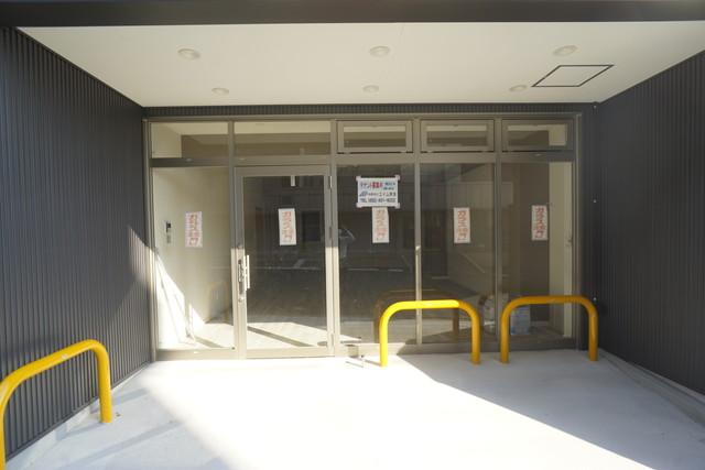 前浜通7 渡辺ビル 1階ファサード