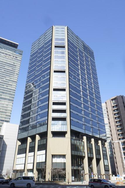 名駅4 名古屋三井ビルディング北館 外観