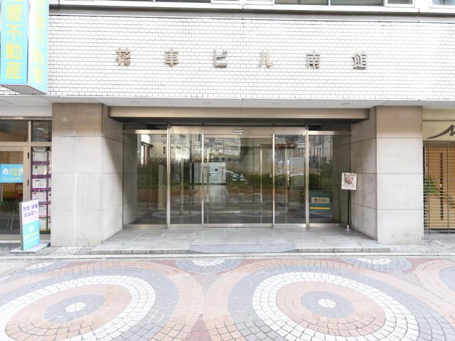 名駅5 花車ビル南館 エントランス