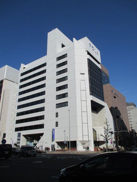 栄2 ポーラ名古屋ビル 外観